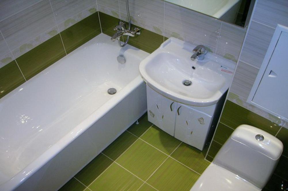 Ремонт ванной и туалета любой сложности