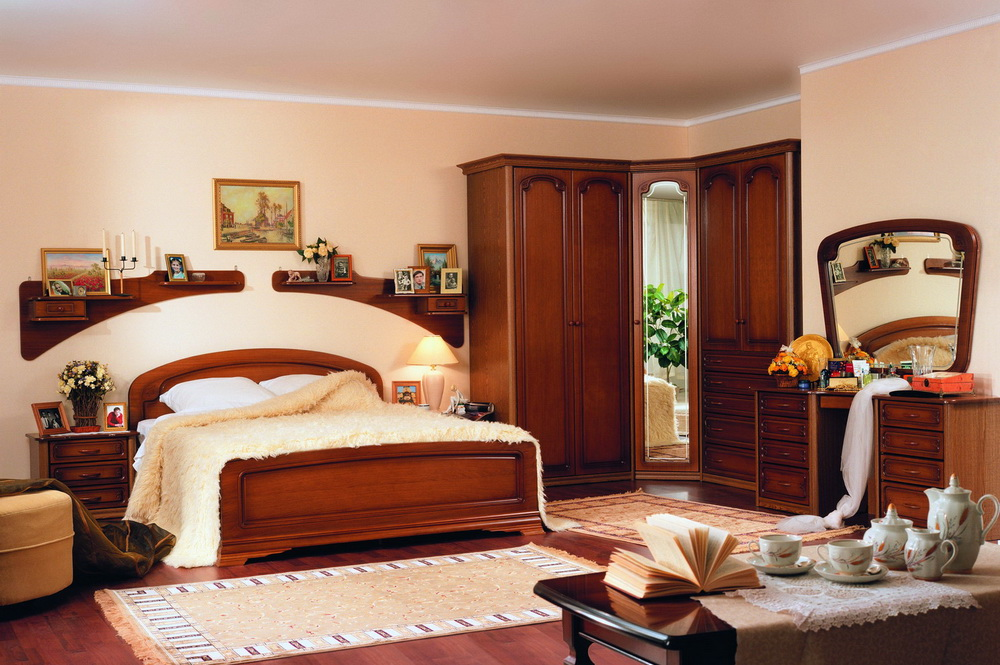 Спальни мебель